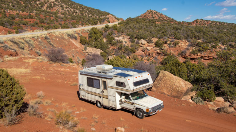 Go Off-Grid with Solar Power in your RV - Chasing Booty